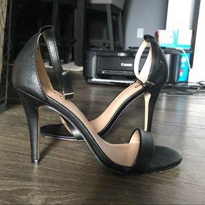 Mix No. 6 Shoes - Brand New Black heeled sandal